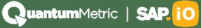 Quantum Metric_Sap io_Logo_White_Desktop_2x